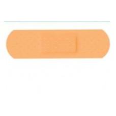 Лейкопластырь медиц.бактериц.на нетканой основе гипоаллергенный 1,9*7,2 см №10