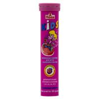 БАД ХААС Детские витамины 80г  1/12 с малиновым вкусом