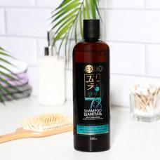 Шампунь Sendo Professional с маслом арганы для сухих волос, 500 мл