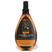 Солевой спрей для укладки волос Sendo, 160 мл